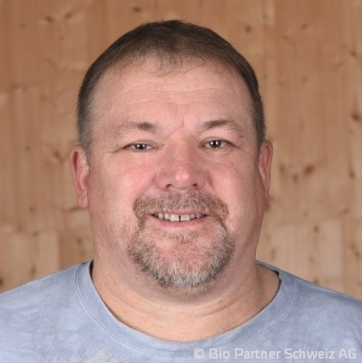 Andi Lieberherr, Head of Range & Procurement, biopartner