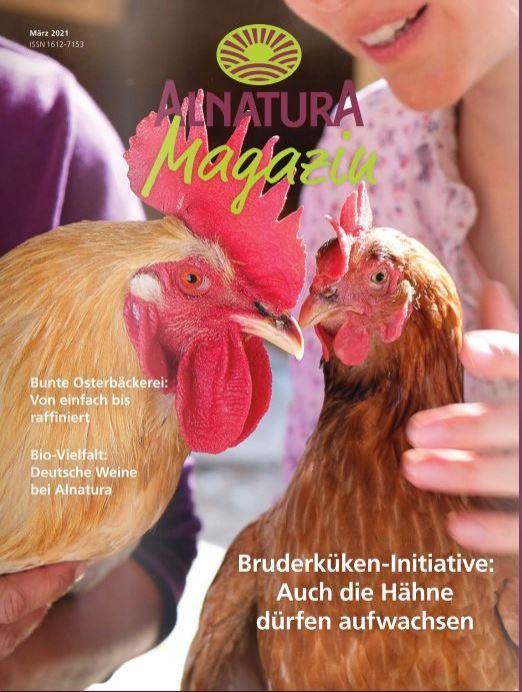 bioverita im alnatura-Magazin