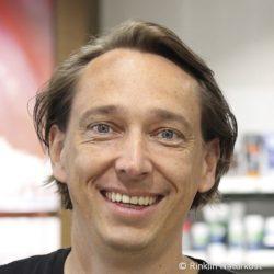 Harald Rinklin, Geschäftsführung Rinklin Naturkost