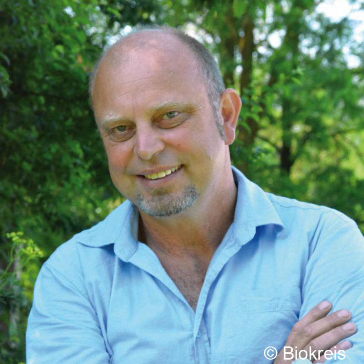 Josef Brunnbauer, Geschäftsführung Biokreis e.V.