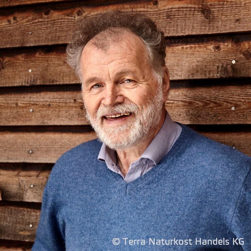 Meinrad Schmitt, Managing Director of Terra Naturkost Handels KG