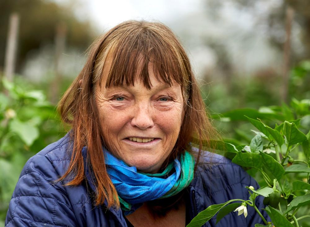 Porträt Reinhild Frech-Emmelmann