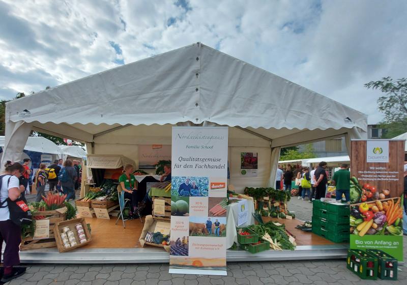 bioverita bei der Terra-Hausmesse