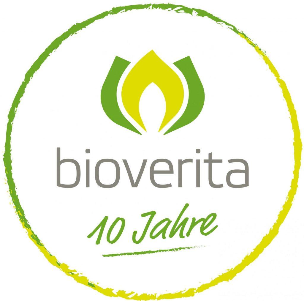 10-jähriges Jubiläum von bioverita