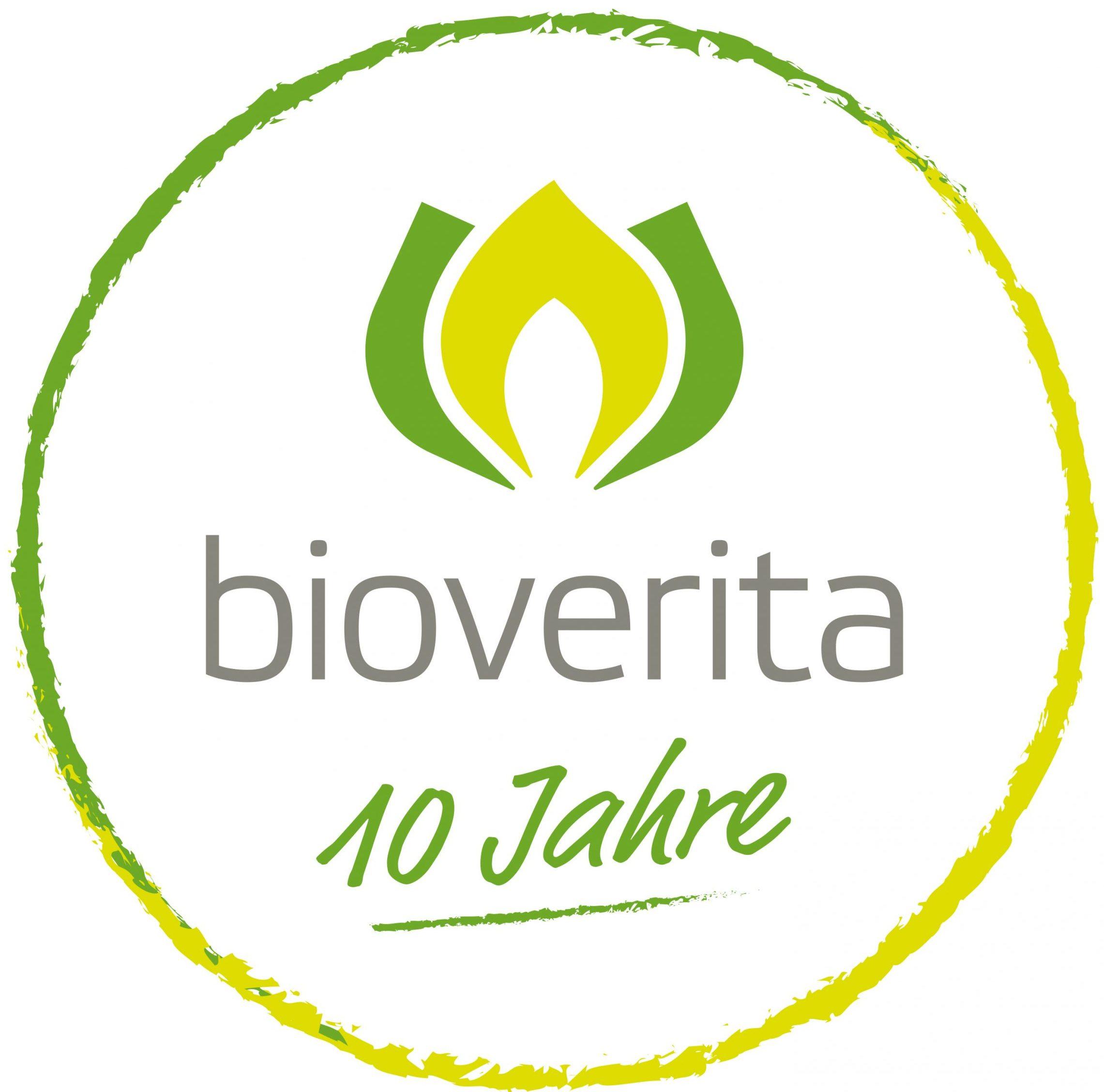10 Jahre bioverita